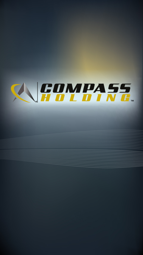 Compass holding